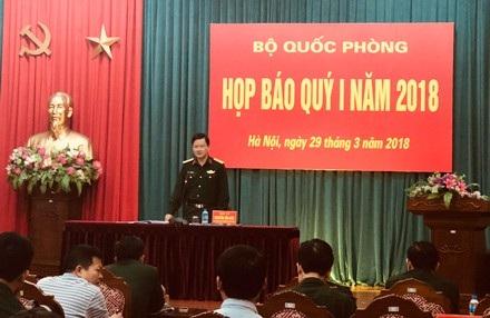 Đại Tá Nguyễn Văn Đức cho biết, vụ án kinh tế liên quan đến Thượng tá Đinh Ngọc Hệ, (Út trọc), đang được Bộ Quốc phòng điều tra.