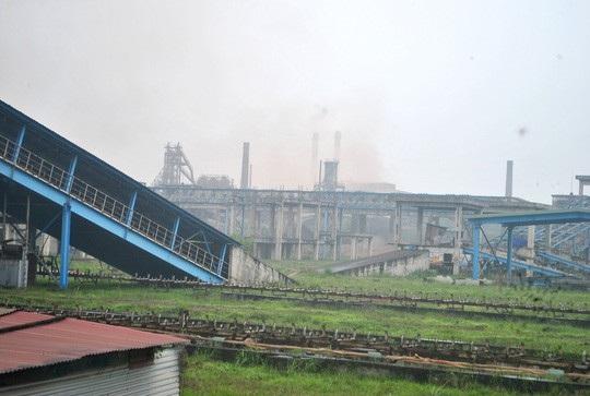 Tổng công ty Thép Việt Nam từng có văn bản số 73 ngày 22/1/2010 bảo lãnh khoản vay giá trị 1.864 tỷ đồng tại Vietinbank cho dự án gang thép Thái Nguyên giai đoạn 2.