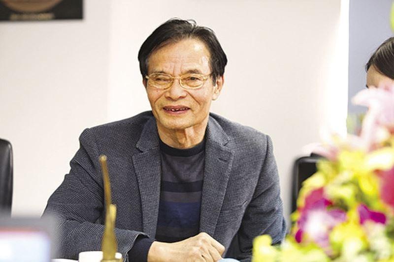 """Cổ phiếu bị """"thổi bay"""" 90% giá trị, chuyên gia Lê Xuân Nghĩa cũng …tháo chạy? - Ảnh 1."""