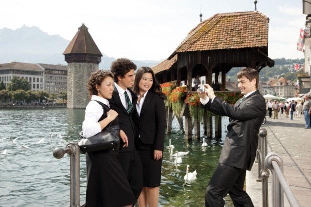 Học viện IMI tại Luzern, Thuỵ Sỹ: Khi bạn Du học như đang Du lịch! - 1