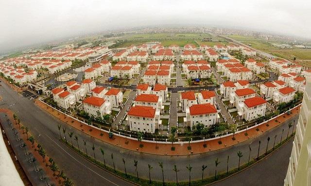 Khu biệt thự Splendora - Dự án địa ốc Long Phú vừa mua lại 50% vốn...