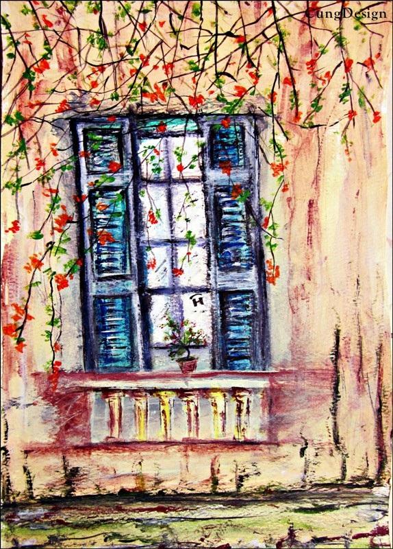 Cuộc sống tươi đẹp qua tranh vẽ của chàng bác sỹ 9x - 12