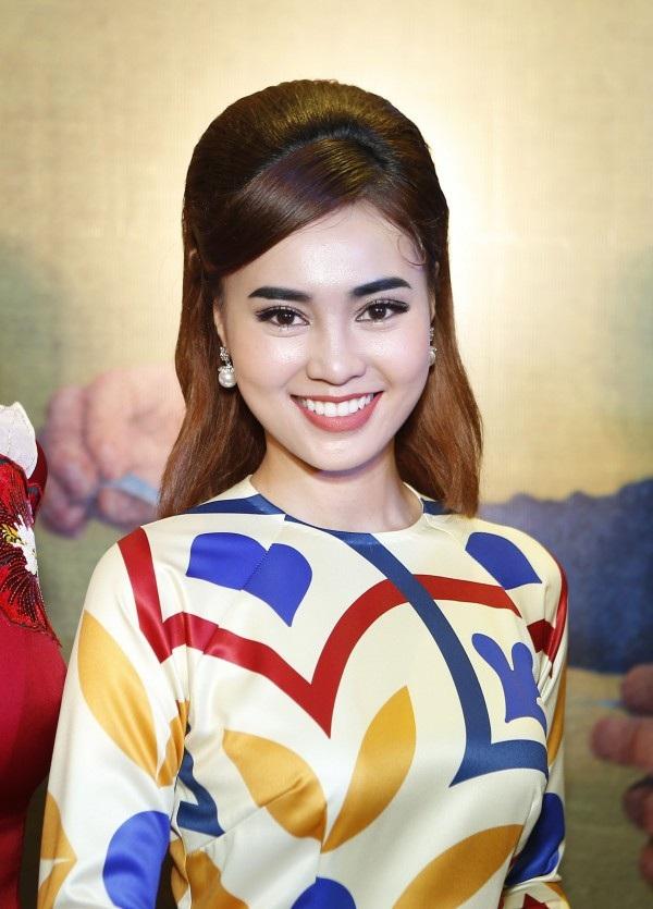 """Gần đây nhất, Ninh Dương Lan Ngọc còn """"lột xác"""" trong vai Như Ý của phim Cô Ba Sài Gòn."""