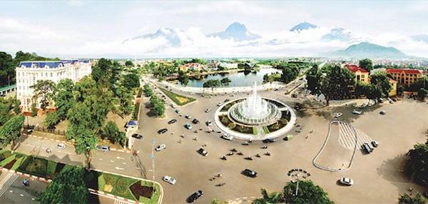 Thành phố Vĩnh Yên – Vĩnh Phúc