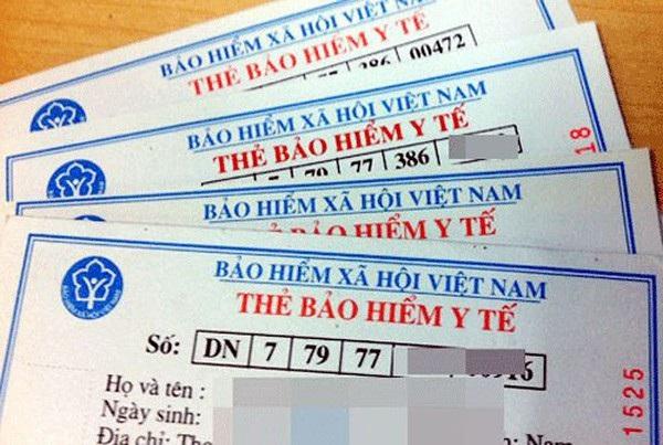 Từ 1/4: Hà Nội phát thẻ BHYT mới cho gần 1,2 triệu người - 1