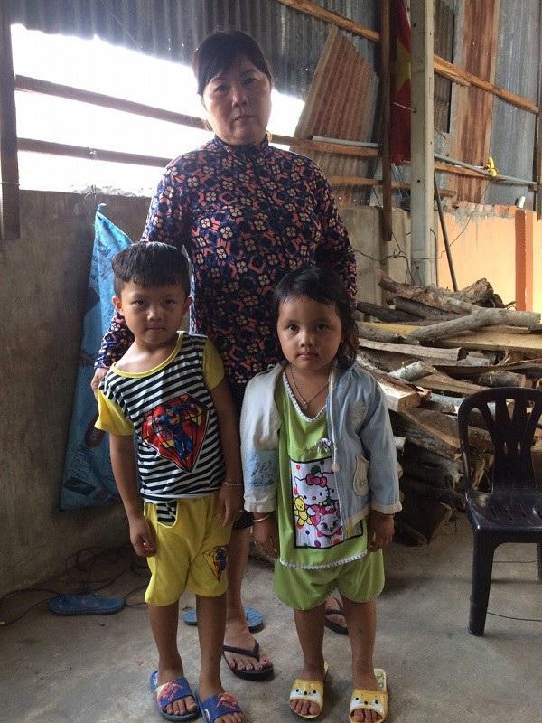 Hai đứa trẻ đang nương nhờ bà nội, tương lai trở nên mù mịt sau tai nạn thương tâm xảy đến với mẹ