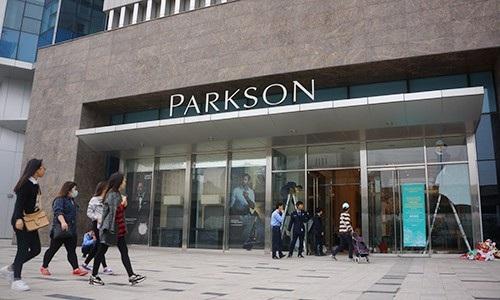 Parkson không còn tại Hà Nội