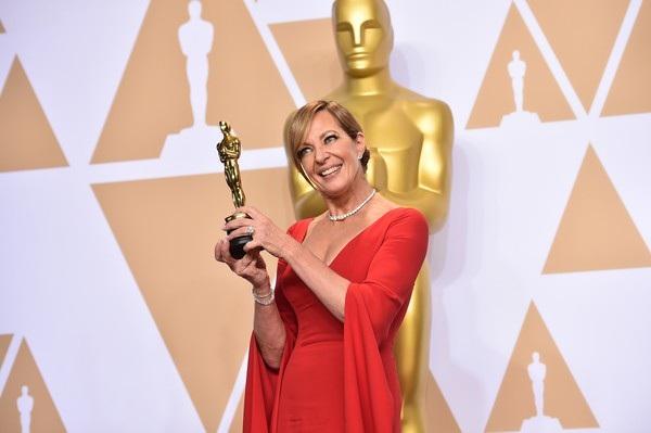 Allison Janney - Nữ diễn viên phụ xuất sắc nhất với vai diễn trong phim I, Tonya,