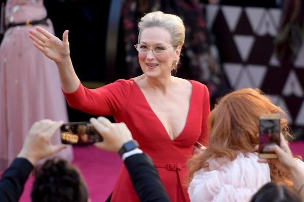Ngôi sao từng nhận hàng chục đề cử Oscar Meryl Streep