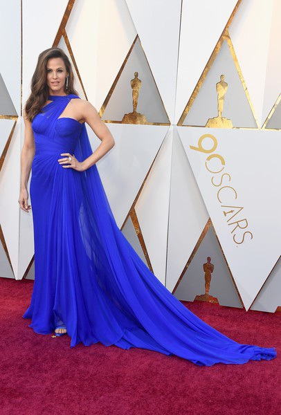 Người đẹp dập dìu khoe dáng trên thảm đỏ Oscar - 7