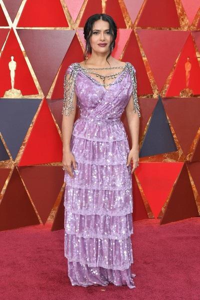 Người đẹp dập dìu khoe dáng trên thảm đỏ Oscar - 42