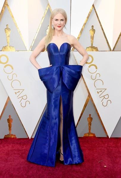 Người đẹp dập dìu khoe dáng trên thảm đỏ Oscar - 9