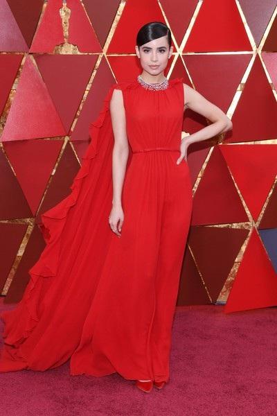 Người đẹp dập dìu khoe dáng trên thảm đỏ Oscar - 39