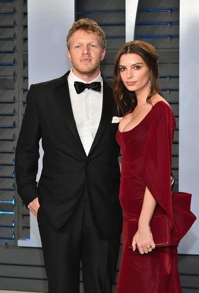 Đâylà lần đầu tiên người mẫu Mỹ và chồng cùng dự một sự kiện cùng nhau