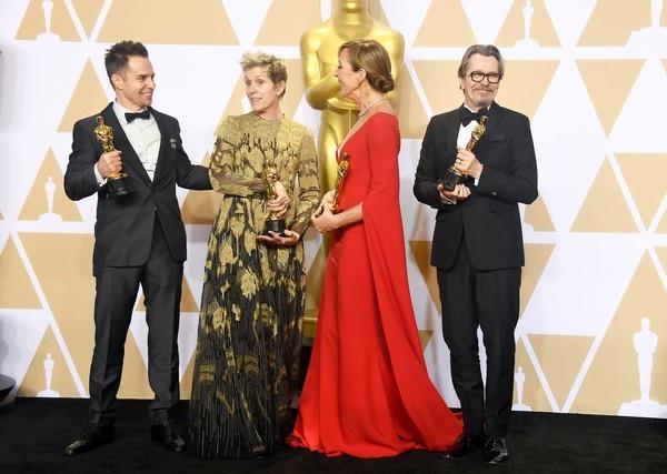 4 gương mặt giành giải Oscar là 4 cái tên không gây bất ngờ với khán giả