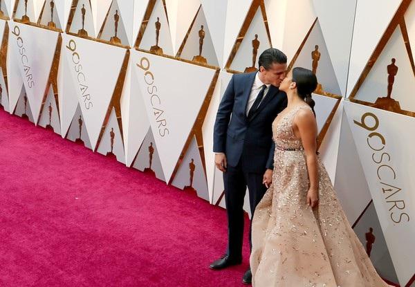 Người đẹp dập dìu khoe dáng trên thảm đỏ Oscar - 22