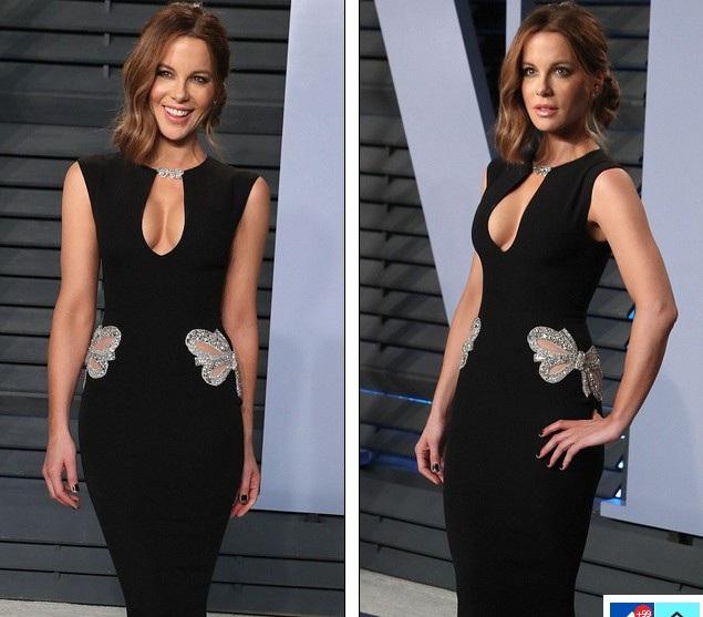 Kate Beckinsale, 44 tuổi vẫn rất cuốn hút