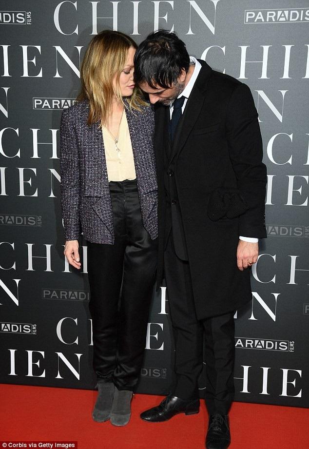 Bạntrai mới của ca sỹ kiêm diễn viên nổi tiếng nước Pháp là Samuel Benchetrit - 1 nhà làm phim