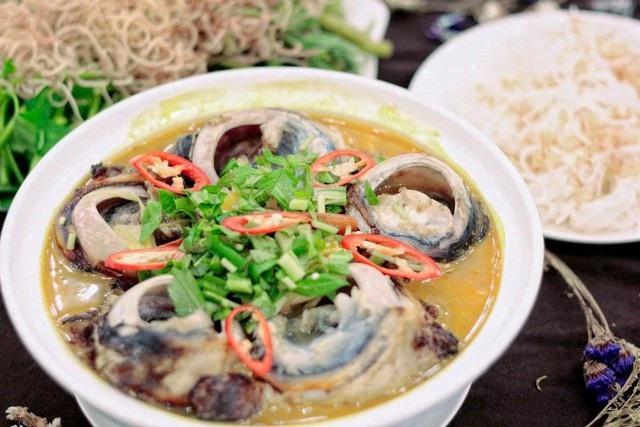 Mắt cá ngừ được xem như đặc sản độc nhất vô nhị ở Phú Yên