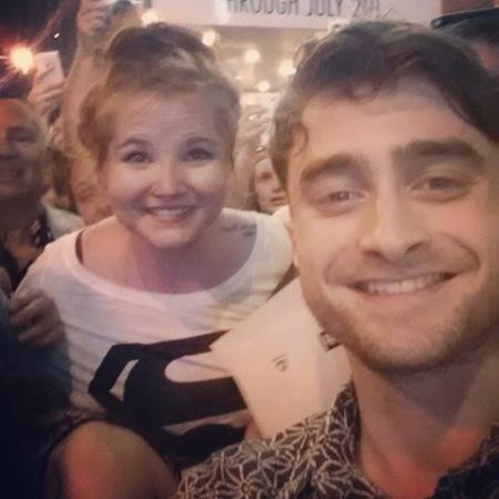 """Cả khung hình đã bừng sáng với nụ cười của chàng """"phù thủy"""" Daniel Radcliffe"""