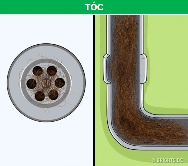 Những thứ tuyệt đối không được xả vào đường ống thoát nước - 4