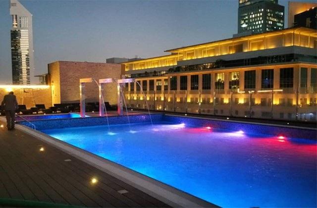 Bên trong khách sạn sang chảnh cao và đắt nhất thế giới - 5