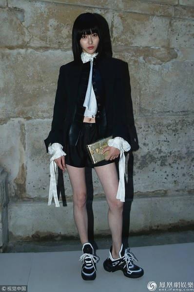 Phạm Băng Băng, Đường Yên tỏa sáng tại tuần lễ thời trang Paris - 12