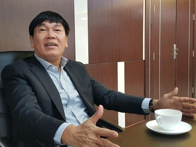 Ông Trần Đình Long vừa gia nhập danh sách tỷ phú thế giới năm 2018 của Forbes với khối tài sản 1,3 tỷ USD. (Ảnh: Mạnh Quân)