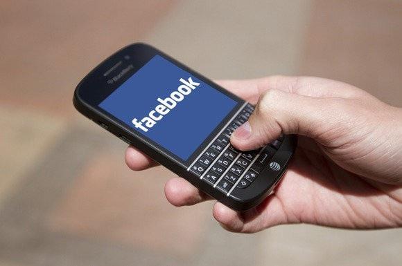 BlackBerry đang khởi kiện Facebook với một vài bằng sáng chế trong tay.