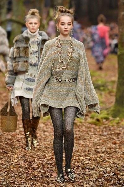 Show diễn thời trang giữa khu rừng - 9
