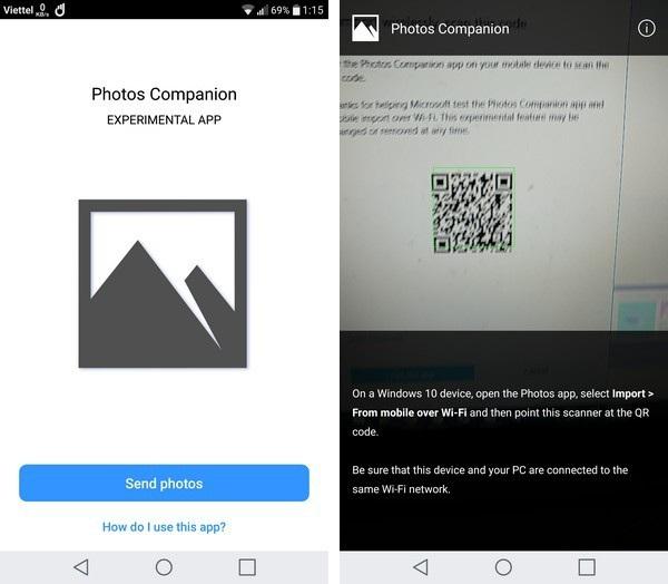 Thủ thuật chuyển file ảnh từ smartphone sang máy tính không cần cáp kết nối - 6