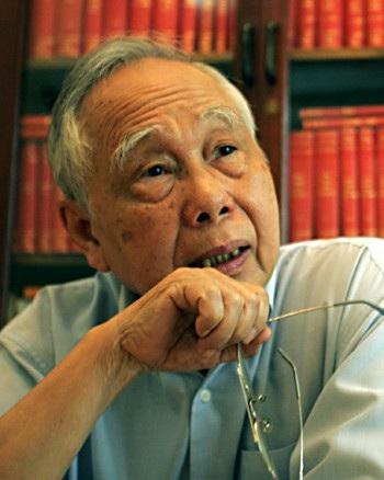 Nhà báo Phan Quang (Ảnh: Việt Hưng)