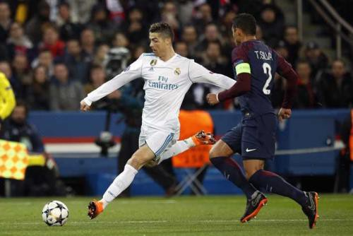 PSG vẫn thua kém Real Madrid về đẳng cấp