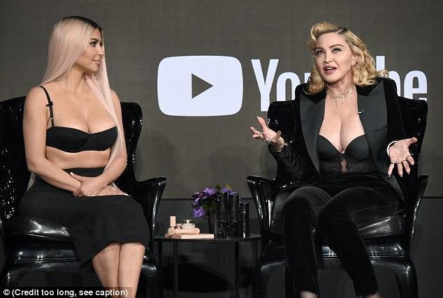 Madonna ở tuổi 59 vẫn bốc lửa và rất thu hút
