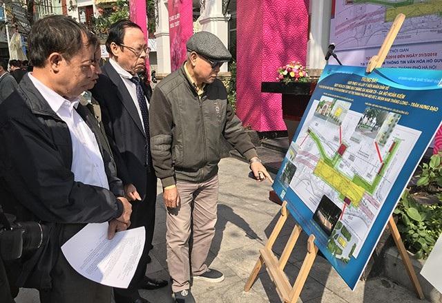 Hà Nội đang lấy ý kiến nhân dân để hoàn thiện những vấn đề liên quan đến ga C9
