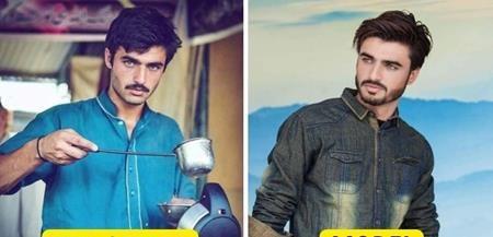 """Khó có thể tin được rằng một anh chàng bán trà 18 tuổi đến từ Islamabad, Pakistan lại có thể """"nổi như cồn"""" chỉ sau một đêm. Một nhiếp ảnh gia đã chụp lại hình ảnh Arshad Khan khi đang làm việc, giúp cho anh chàng này được các công ty người mẫu chú ý và thậm chí còn có thể mơ về một tương lai làm siêu sao điện ảnh."""