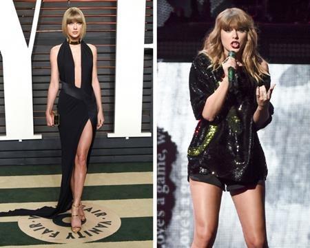 Trong những năm gần đây, Taylor Swift đã liên tục thay đổi hình tượng và càng lúc càng trở nên xinh đẹp, cá tính hơn.