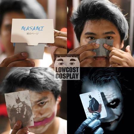 Joker cũng sẽ phải khóc thét với màn đạo nhái lầy lội này của Anucha Sangchart