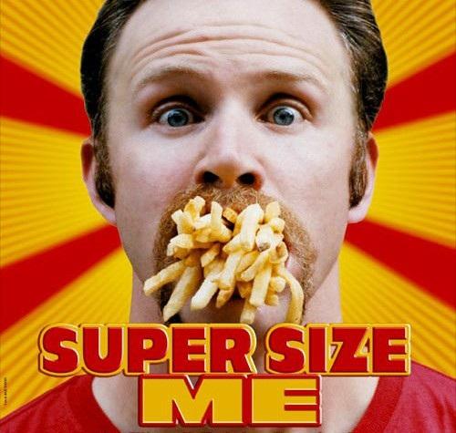 4. Super Size Me (Tôi ơi quá cỡ rồi - 2004)