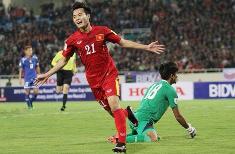 Tờ Goal (phiên bản Thái Lan) đánh giá cao tài năng của Văn Toàn