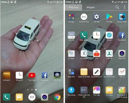 """Tuyệt chiêu giúp màn hình smartphone trở nên """"trong suốt"""" - 3"""