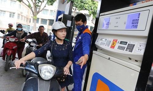 Nếu được thông qua, thuế bảo vệ môi trường đối với các mặt hàng xăng dầu sẽ được tăng lên mức kịch trần.