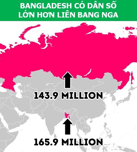 Những thống kê thú vị về thế giới nơi ta đang sống - 1