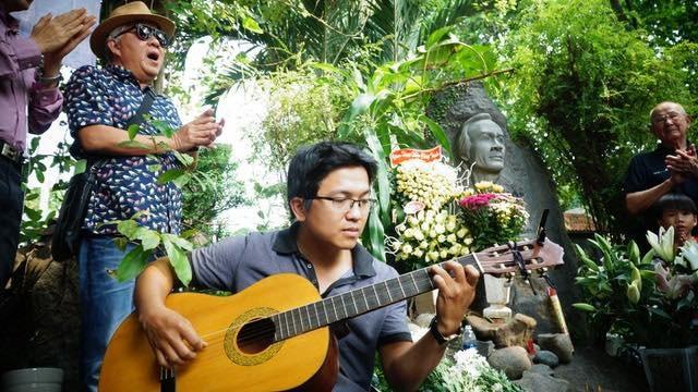 Nồng ấm đêm nhạc tưởng nhớ cố nhạc sĩ Trịnh Công Sơn - 17