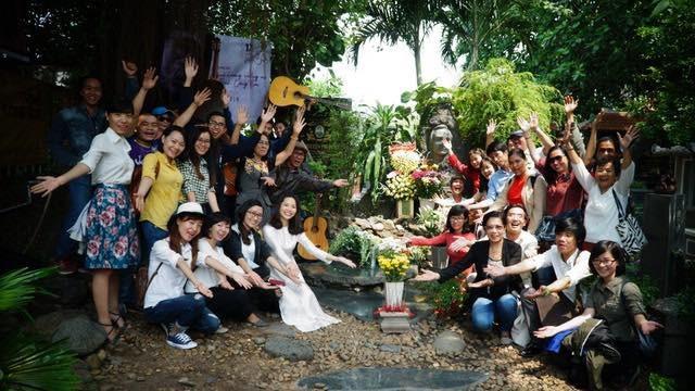 Tình cảm mà người hâm mộ dành cho cố nhạc sĩ Trịnh Công Sơn còn là niềm vui tươi trong đời sống mà ông đã gửi gắm đến mọi người bằng âm nhạc. Ông ra đi những những gì ông để lại vẫn còn mãi trong lòng khán giả yêu nhạc khắp nơi.