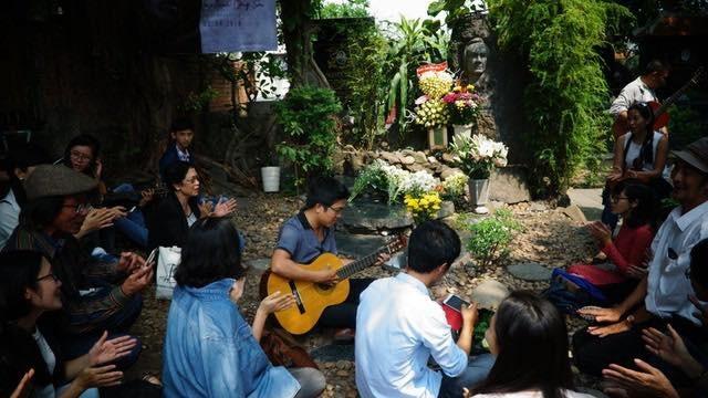 Nồng ấm đêm nhạc tưởng nhớ cố nhạc sĩ Trịnh Công Sơn - 19