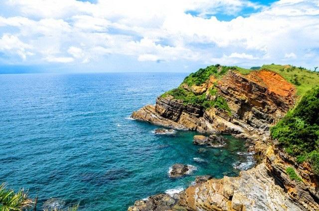 Biển đảo Cô Tô hấp dẫn với vẻ đẹp hoang sơ, tự nhiên