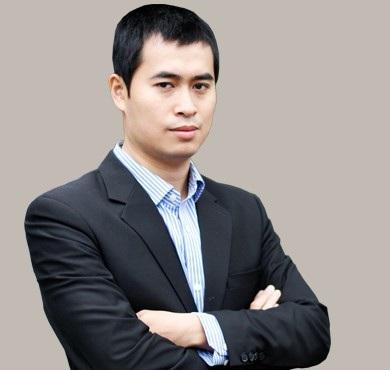 Ông Vũ Chí Thành - Giám đốc khối đào tạo Cao đẳng - FPT Polytechnic.