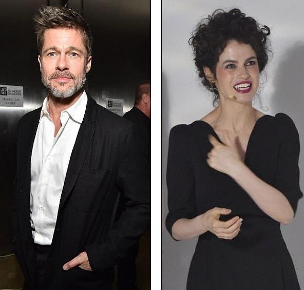 Brad Pitt đang hò hẹn với giáo sư người Isarel - Neri Oxman được 6 tháng nay.