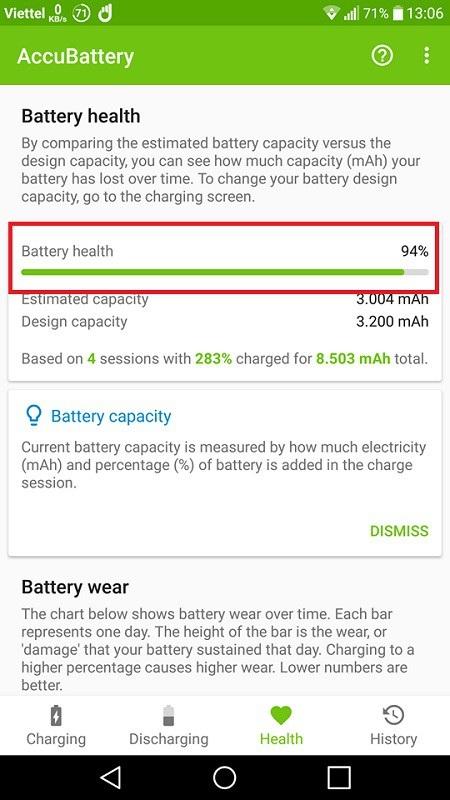 """""""Cách kiểm tra mức độ chai của pin smartphone"""" là thủ thuật nổi bật tuần qua - 1"""